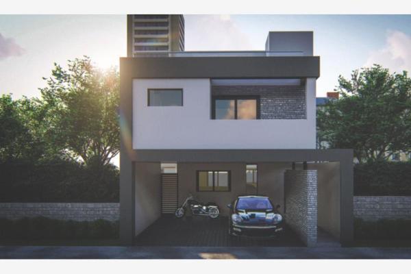 Foto de casa en venta en s/n , cumbres las palmas, monterrey, nuevo león, 9991617 No. 01