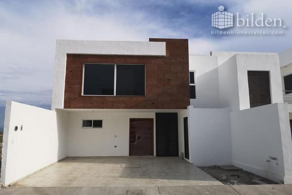 Foto de casa en venta en s/n , cumbres residencial, durango, durango, 10212106 No. 01