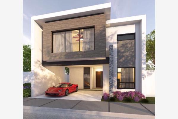 Foto de casa en venta en s/n , cumbres residencial, saltillo, coahuila de zaragoza, 9952914 No. 01