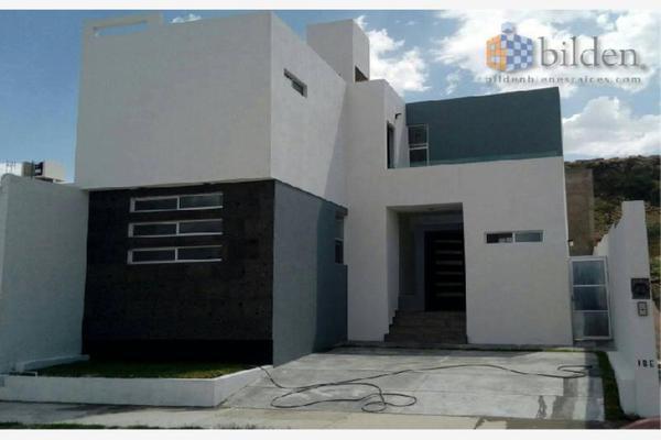 Foto de casa en venta en sn , del lago, durango, durango, 8245941 No. 01