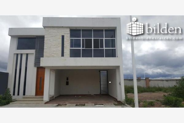 Foto de casa en venta en s/n , del lago, durango, durango, 9965530 No. 01