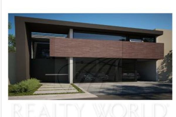 Foto de casa en venta en s/n , del paseo residencial 3 sector, monterrey, nuevo león, 4681124 No. 01
