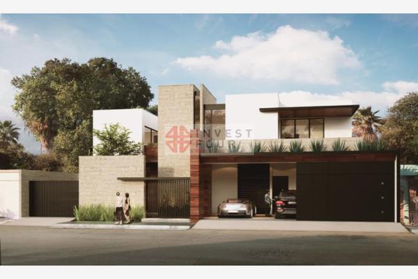 Foto de casa en venta en s/n , del valle, san pedro garza garcía, nuevo león, 9984124 No. 01