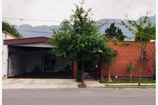 Foto de casa en venta en s/n , del valle, san pedro garza garcía, nuevo león, 9987230 No. 01