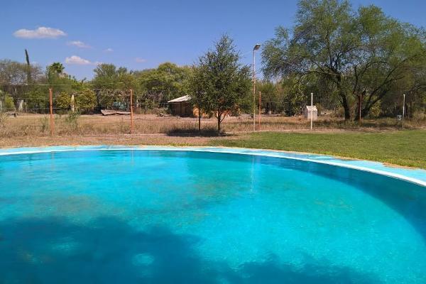Foto de rancho en venta en s/n , dulces nombres, pesquería, nuevo león, 9968018 No. 01