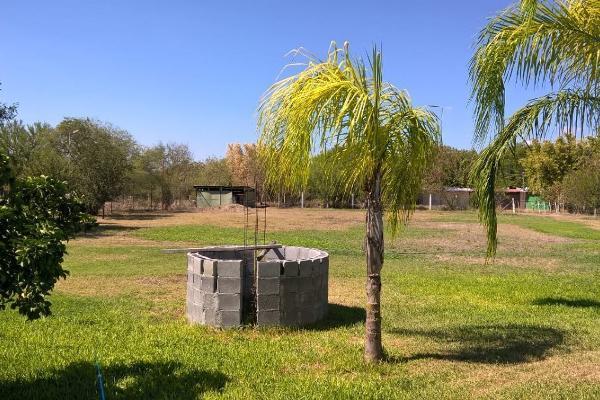 Foto de rancho en venta en s/n , dulces nombres, pesquería, nuevo león, 9968018 No. 02