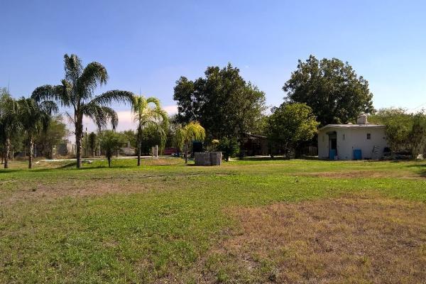 Foto de rancho en venta en s/n , dulces nombres, pesquería, nuevo león, 9968018 No. 13