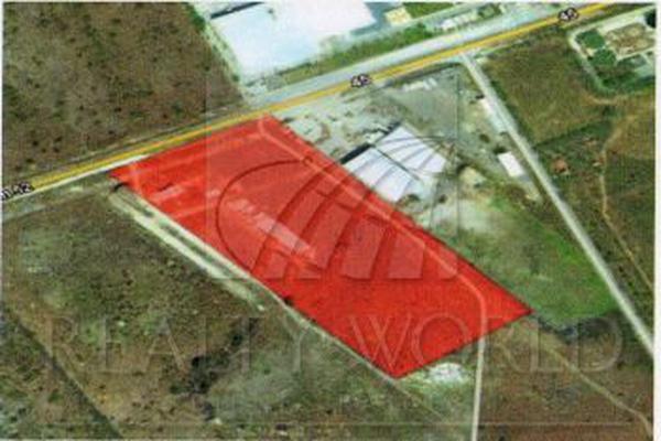 Foto de terreno comercial en venta en s/n , dulces nombres, pesquería, nuevo león, 9987062 No. 01