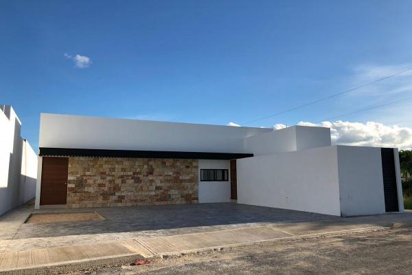 Foto de casa en venta en s/n , dzitya, mérida, yucatán, 5951895 No. 01