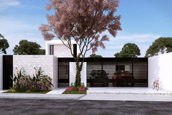 Foto de casa en venta en s/n , dzitya, mérida, yucatán, 9978938 No. 01
