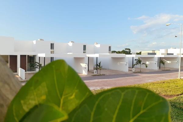 Foto de casa en condominio en venta en s/n , dzitya, mérida, yucatán, 9988719 No. 01