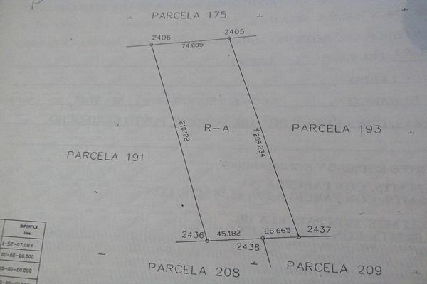 Foto de terreno habitacional en venta en s/n , el amparo, lerdo, durango, 10106194 No. 08