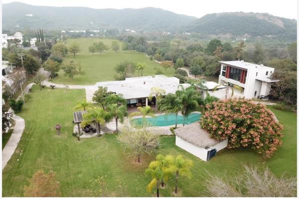 Foto de rancho en venta en s/n , el barrial, santiago, nuevo león, 10123133 No. 01