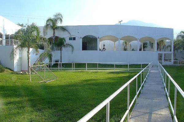 Foto de rancho en venta en s/n , el barrial, santiago, nuevo león, 9959564 No. 06