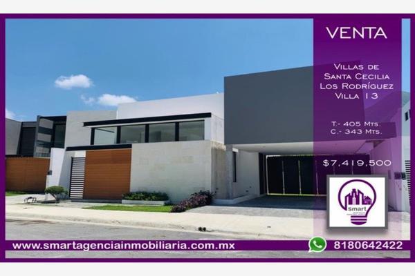 Foto de casa en venta en s/n , el barrial, santiago, nuevo león, 9989008 No. 01