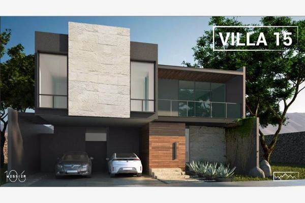 Foto de casa en venta en s/n , el barrial, santiago, nuevo león, 9994403 No. 01