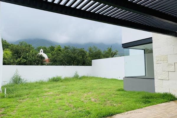 Foto de casa en venta en s/n , el barrial, santiago, nuevo león, 9994403 No. 09
