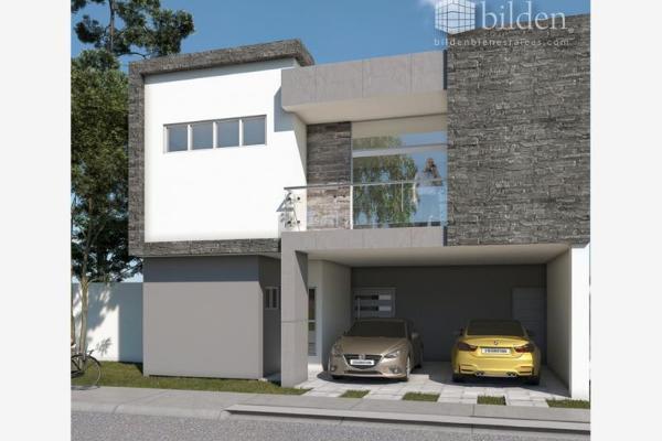 Foto de casa en venta en s/n , el bosque residencial, durango, durango, 9949857 No. 01
