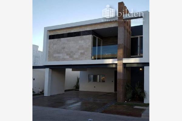 Foto de casa en venta en s/n , el bosque residencial, durango, durango, 9949945 No. 01