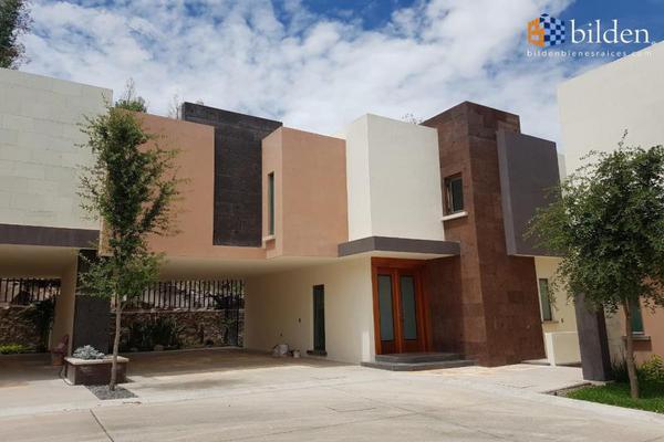 Foto de casa en venta en s/n , el bosque residencial, durango, durango, 9958855 No. 01