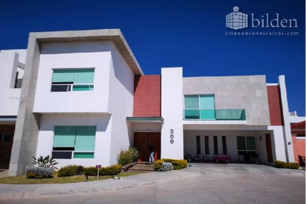 Foto de casa en venta en s/n , el bosque residencial, durango, durango, 9962873 No. 01