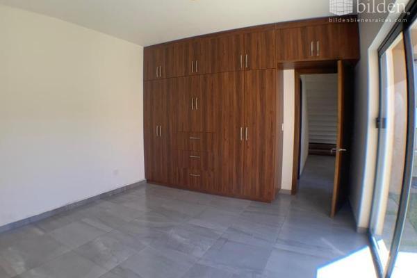 Foto de casa en venta en s/n , el bosque residencial, durango, durango, 9973362 No. 02
