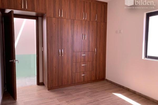 Foto de casa en venta en s/n , el bosque residencial, durango, durango, 9973362 No. 12