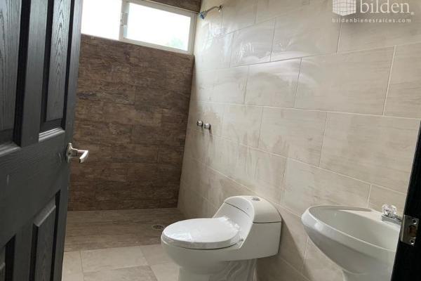 Foto de casa en venta en s/n , el bosque residencial, durango, durango, 9984795 No. 14
