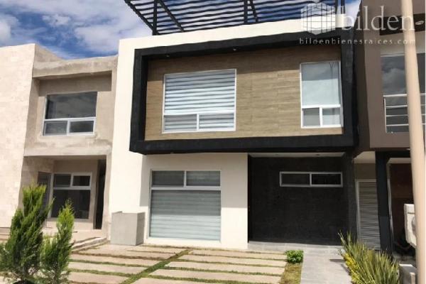 Foto de casa en venta en s/n , el bosque residencial, durango, durango, 9989199 No. 01