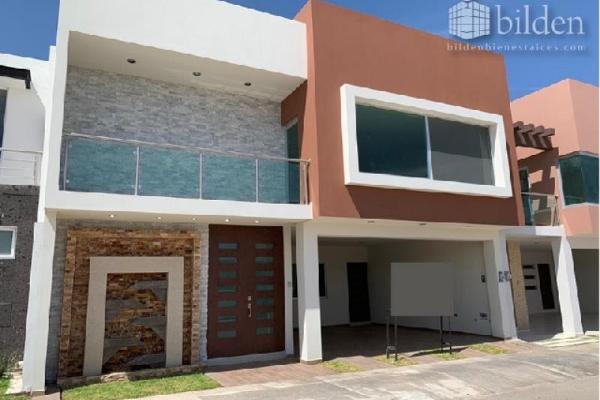 Foto de casa en venta en s/n , el bosque residencial, durango, durango, 9989817 No. 01