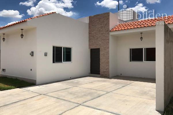 Foto de casa en venta en s/n , el bosque residencial, durango, durango, 9989900 No. 01