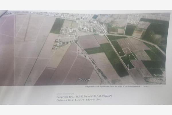 Foto de terreno habitacional en venta en s/n , el cuatro, torreón, coahuila de zaragoza, 10143842 No. 06