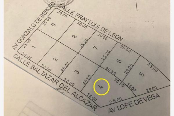 Foto de terreno habitacional en venta en s/n , el fresno, torreón, coahuila de zaragoza, 10173366 No. 08