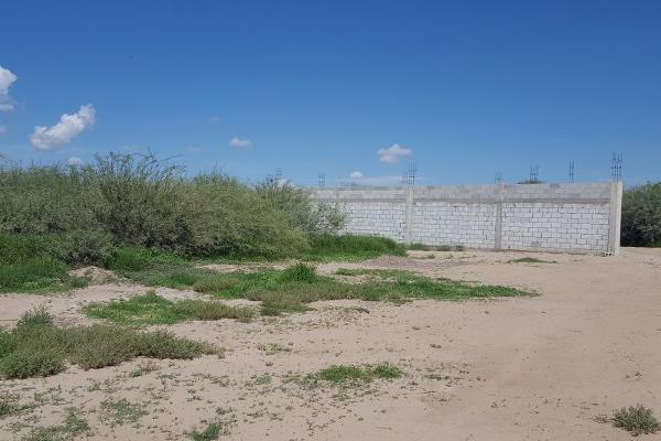 Foto de terreno habitacional en venta en s/n , el guapo, matamoros, coahuila de zaragoza, 6124026 No. 01