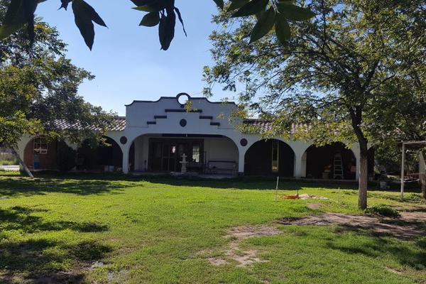 Foto de rancho en venta en s/n , el olivo, matamoros, coahuila de zaragoza, 9991376 No. 01
