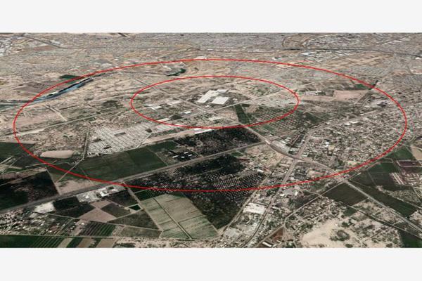 Foto de terreno industrial en venta en s/n , el paraíso, gómez palacio, durango, 6201788 No. 01