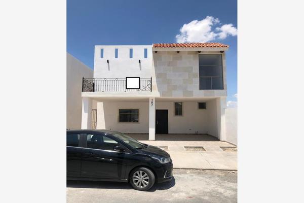 Foto de casa en venta en s/n , el sáuz, saltillo, coahuila de zaragoza, 9956450 No. 01