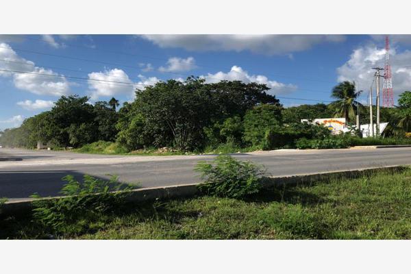 Foto de terreno habitacional en venta en s/n , el tigrillo, solidaridad, quintana roo, 10170453 No. 01