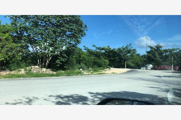 Foto de terreno habitacional en venta en s/n , el tigrillo, solidaridad, quintana roo, 10170453 No. 06