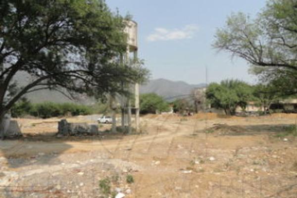 Foto de terreno comercial en venta en s/n , el uro oriente, monterrey, nuevo león, 5862220 No. 01