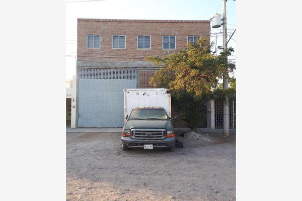 Foto de nave industrial en venta en s/n , emiliano zapata, culiacán, sinaloa, 11670885 No. 01