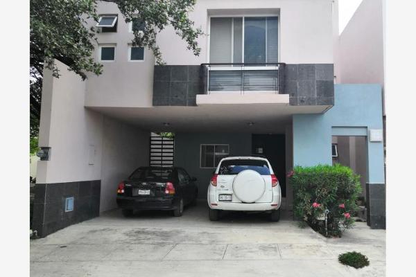 Foto de casa en venta en s/n , encino real, monterrey, nuevo león, 9964259 No. 01