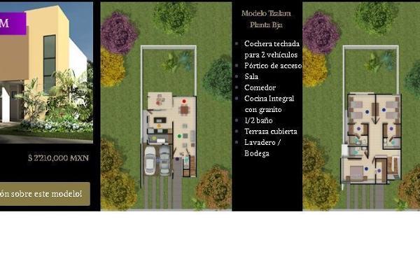 Foto de casa en venta en s/n , floresta, mérida, yucatán, 9968058 No. 01