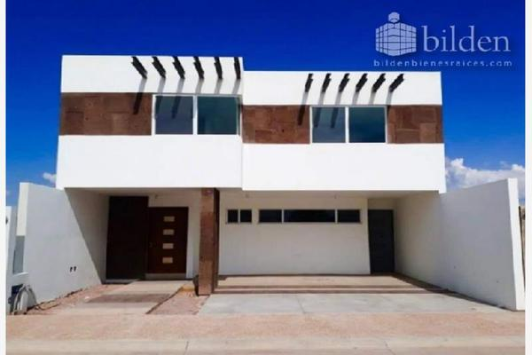 Foto de casa en venta en sn , fraccionamiento campestre las granjas dos, durango, durango, 10031526 No. 01