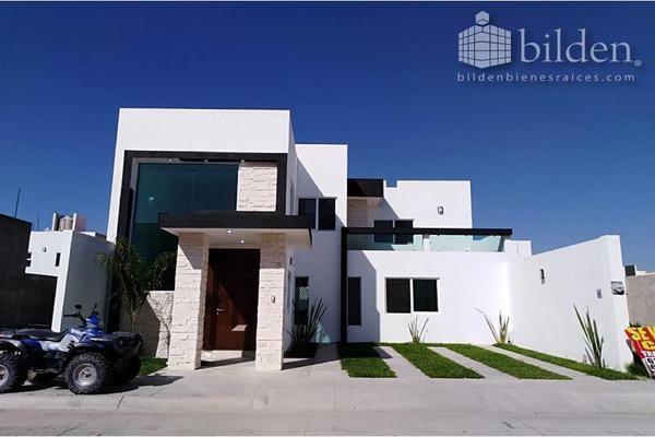 Foto de casa en venta en s/n , fraccionamiento campestre residencial navíos, durango, durango, 10003790 No. 01
