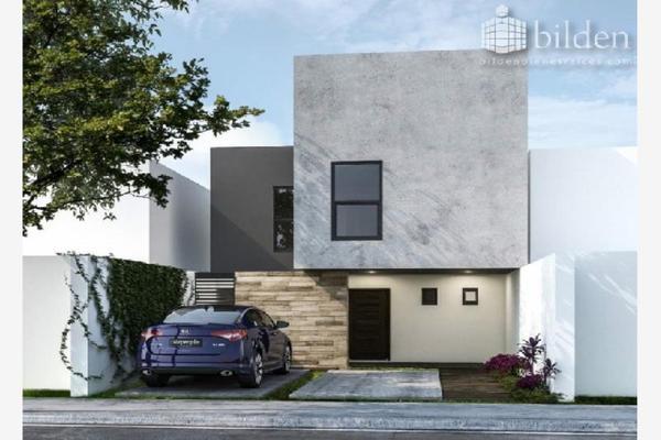 Foto de casa en venta en sn , fraccionamiento campestre residencial navíos, durango, durango, 10018953 No. 01