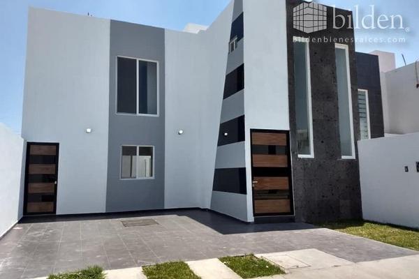 Foto de casa en venta en s/n , fraccionamiento campestre residencial navíos, durango, durango, 10019082 No. 01
