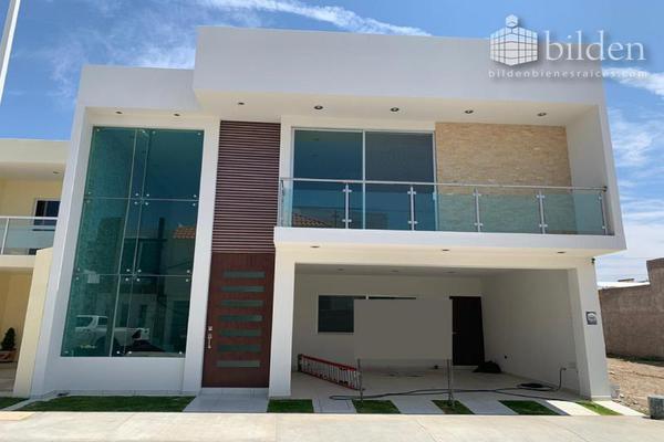 Foto de casa en venta en s/n , fraccionamiento campestre residencial navíos, durango, durango, 10097254 No. 01
