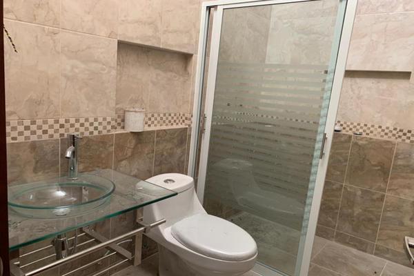Foto de casa en venta en s/n , fraccionamiento campestre residencial navíos, durango, durango, 10097254 No. 05