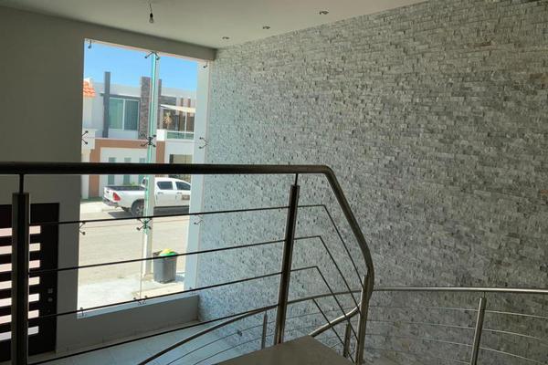 Foto de casa en venta en s/n , fraccionamiento campestre residencial navíos, durango, durango, 10097254 No. 06